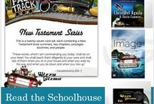 Blogs/Reviews - TOS Crew / by The Old Schoolhouse Magazine