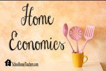 Home Economics / Home Economics | Homeschooling resources to teach home economics