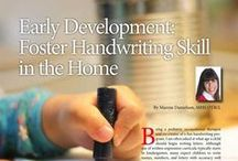 Handwriting and Copywork / Handwriting and copywork for homeschool