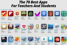 Apps - Older Elementary and Above / Apps for older elementary and above. / by The Old Schoolhouse Magazine