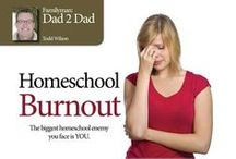 Encouragement / homeschool encouragement for homeschoolers, homeschool moms, and homeschool dads