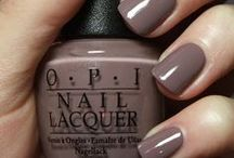 NAILS / Inspiration for nail color any season! Summer, Spring, Fall, or Winter!
