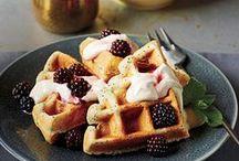 Foodalicious - Waffles