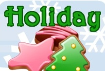 Holiday Delights cookie blog hop / by Jessa Slade
