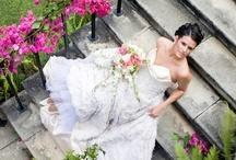 Destination Wedding // Jamaica Photo Shoot / A gorgeous destination wedding photo shoot at the Rose Hall Resort in Jamaica. All photos are credited to Corbin Gurkin. / by Renaissance Floral Design