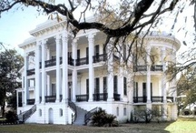 Nottoway Plantation / All things Nottoway. LOVE this place...transports me back in time.  / by Kim Albin