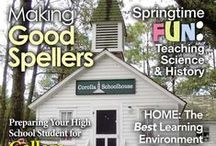 TOS Magazine / TOS | The Old Schoolhouse Magazine is the premier homeschooling magazine for homeschool families.