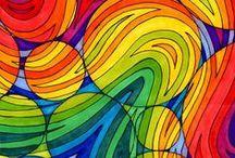 Colorful / by Deborah Lom
