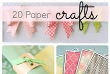 Paper & Ink / by Kelly Jane Creative