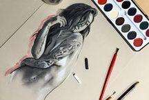 I l l u s t r a t i o n s / my illustrations