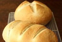 Bread, Rolls & All Those Yummy Carbs :)  / by Jess