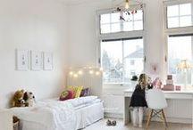 Kids room * Nursery * Habitación niños bebés