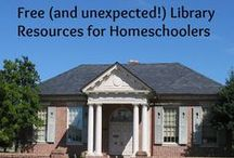 Public Library with Homeschooling / Do you use the public library to enrich your homeschooling?