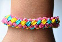 Crafts | Rainbow Loom / by Liz Leighton