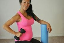 iFit Pregnancy / Keeping yourself healthy and fit during and after your pregnancy. / by Lauren Rabadi