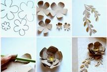 Crafts | Paper Flowers / by Liz Leighton