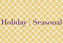 Holiday | Seasonal / by Fouts & Co.