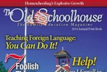TOS Print Issue 2014 / by The Old Schoolhouse Magazine