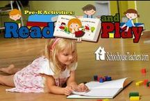 Schoolhouse Teachers-Preschool / Schoolhouse Teachers classes for preschoolers and toddlers. / by The Old Schoolhouse Magazine