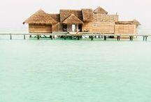 Aquae. / Water. Ocean, seas, lakes, rivers, streams, pools.
