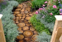 Gardening: Take It Outside / Want our garden and outdoor living areas to be a place of refuge, to escape and unwind. / by Tina Rogers