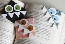 Cool Crafts  / Whether it's for a library program, or just a rainy afternoon, these crafts are sure to put a smile on your face.