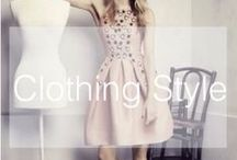 clothing style / by Hello Today Create