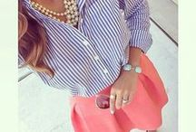 Style Inspiration / Style inspiration for spring, summer, fall, and winter fashion. Fashion on a budget and more.