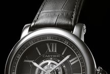 Awesome Men's Watches / There is not much better than a finely tuned watch. Every man should have a great one.