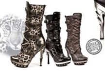 [We <3 Shoes!] / Platform Shoes, High Heels, Alternative and Gothic Shoes...The incredible diverse range of shoes that we sell is expanding weekly, we adore them all! Find our huge selection at www.neo-geishax.com.au