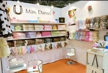Max Daniel / This is Max Daniel Designs, home of the ultra-plush luxury baby blankets, baby security blankets and adult throws! And now, we are also offering our signature Teddy Bears! Enjoy!
