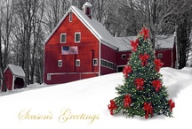 """""""No Place Like Home For The Holidays..."""" / by Donna Powers"""