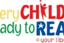 Ready to Read - MRCPL / Activities to enhance early literacy skills / by Mansfield Richland County Public Library