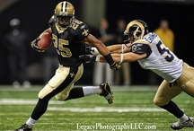SAINTS   FOOTBALL / by Donna Powers