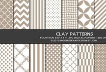 Patterns, Textures & Backgrounds / by Mavis Hageman