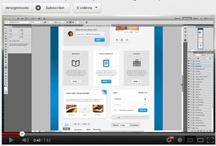 GUI/UI Design Tutorials / by Mavis Hageman
