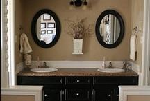 Bathroom Makeover / Bathroom Design / Bathroom Makeover / by Lesli Smidt Asay