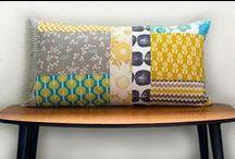 SEWING....cushions