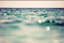 L'ete, la mer, et l'amore.