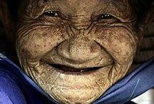Senior Smiles ~ Pure joy