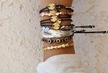 Bracelets / by Morgan Elizabeth Still