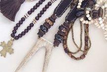 Necklaces / by Morgan Elizabeth Still