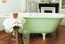 Interior | Bath. / by Sarah Beaupre