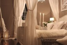 Sleepy Place & Clothes Space / My closests and bedrooms will be as gorgeous as any other room in the house / by Olivia Brooker