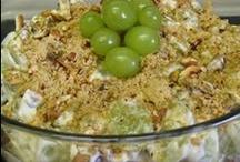 Food - Salads / Salads, Hot and Cold Salads