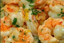 Food - Seafood / Shrimp, Fish, Crab