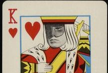 Playing Cards / by Harry Scott