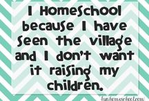 homeschool / by Tricia Goins