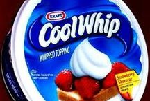 DELiCIOUS COOL WHIP RECIPES / Delicious Cool Whip Recipes from Kraft
