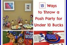 Party: Kids Election / by Diary of a First Time Mom
